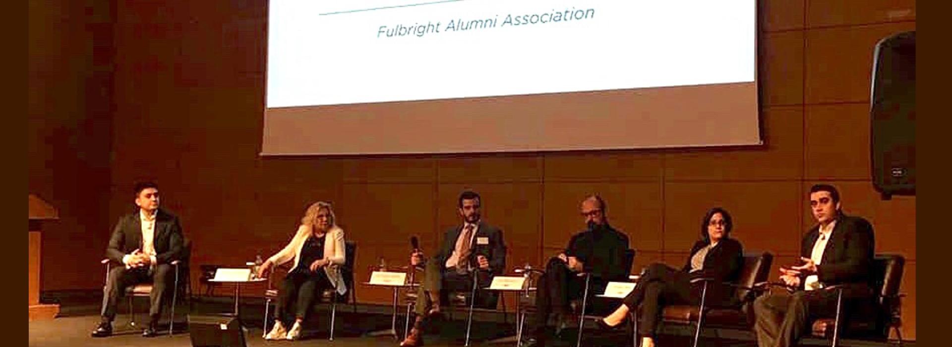 Fulbright Mezunları Derneği Panel Etkinliği