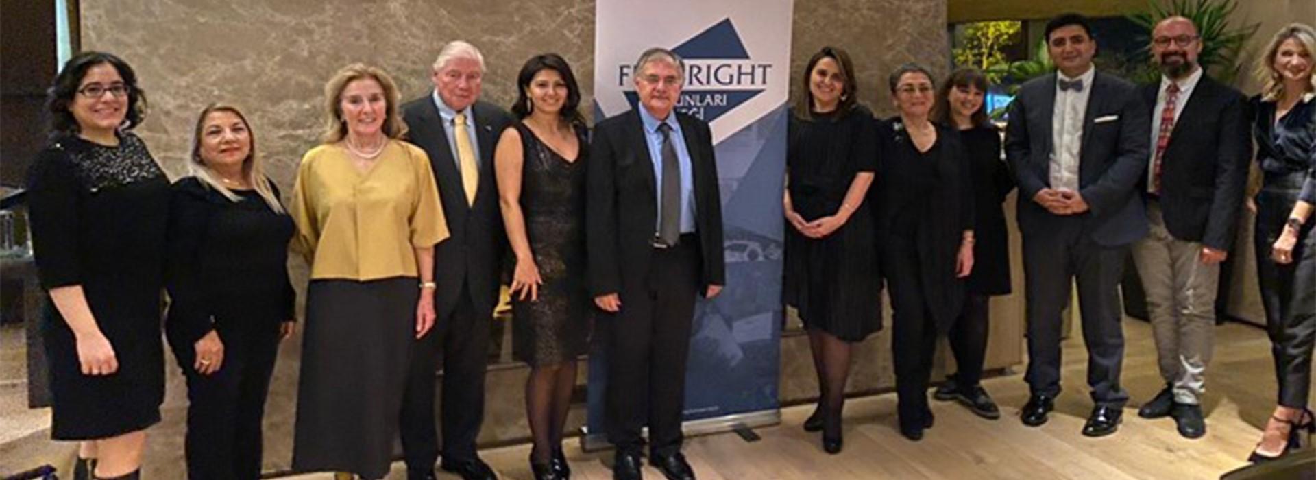 Fulbright Mezunları Derneği Danışma Kurulu Toplantısı