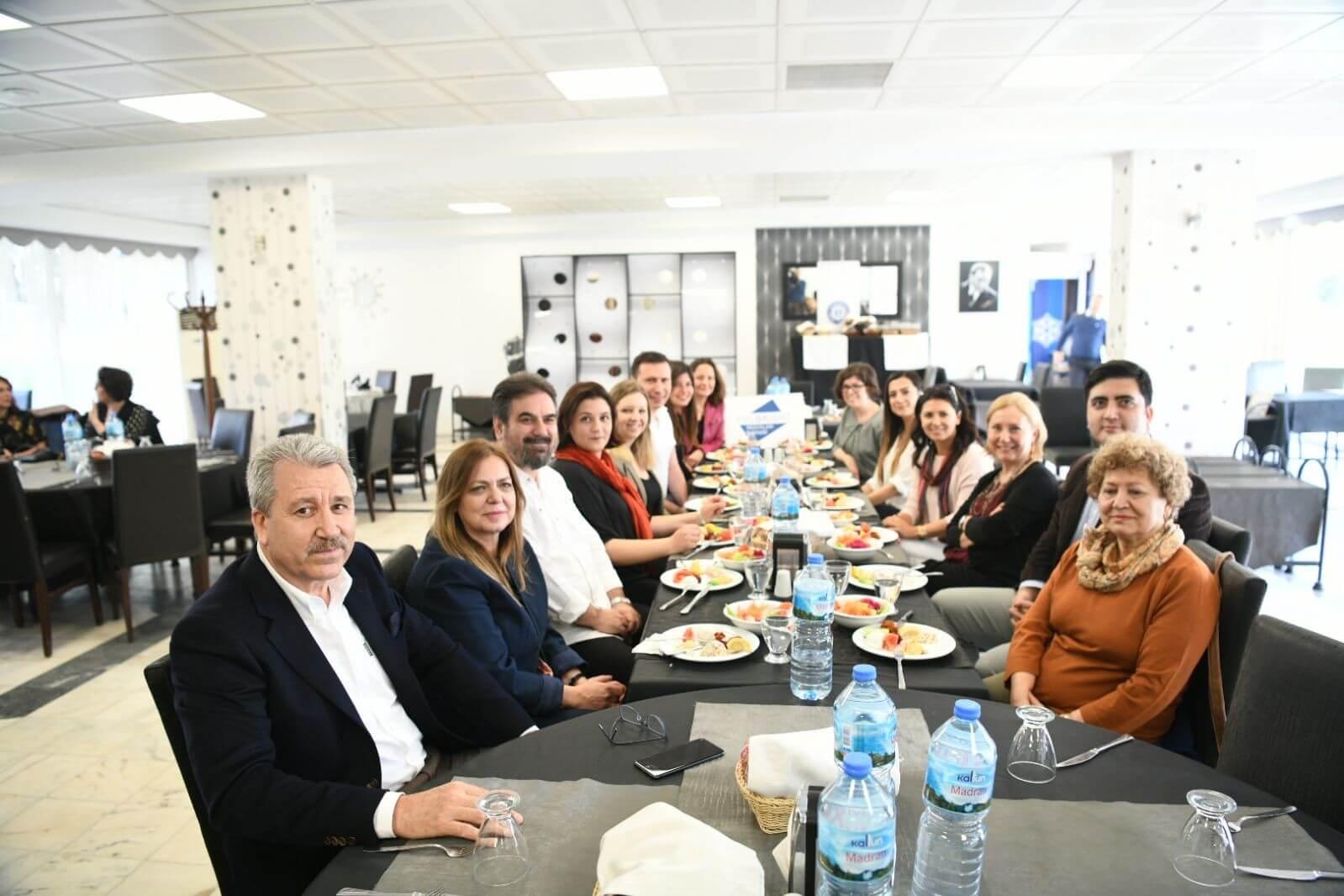 Fulbright Mezunları Derneği İzmir Toplantısı