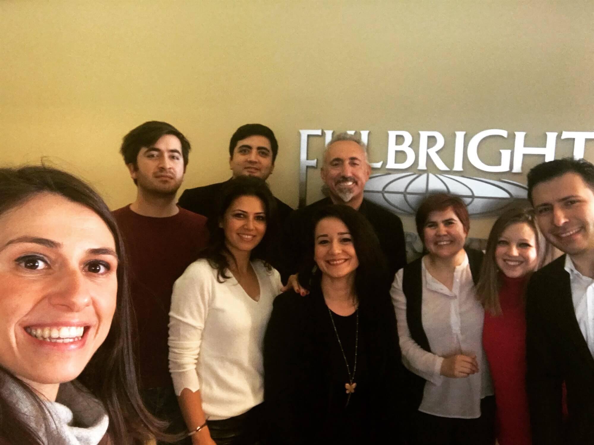 Ankara Fulbright Eğitim Komisyonu Ziyareti