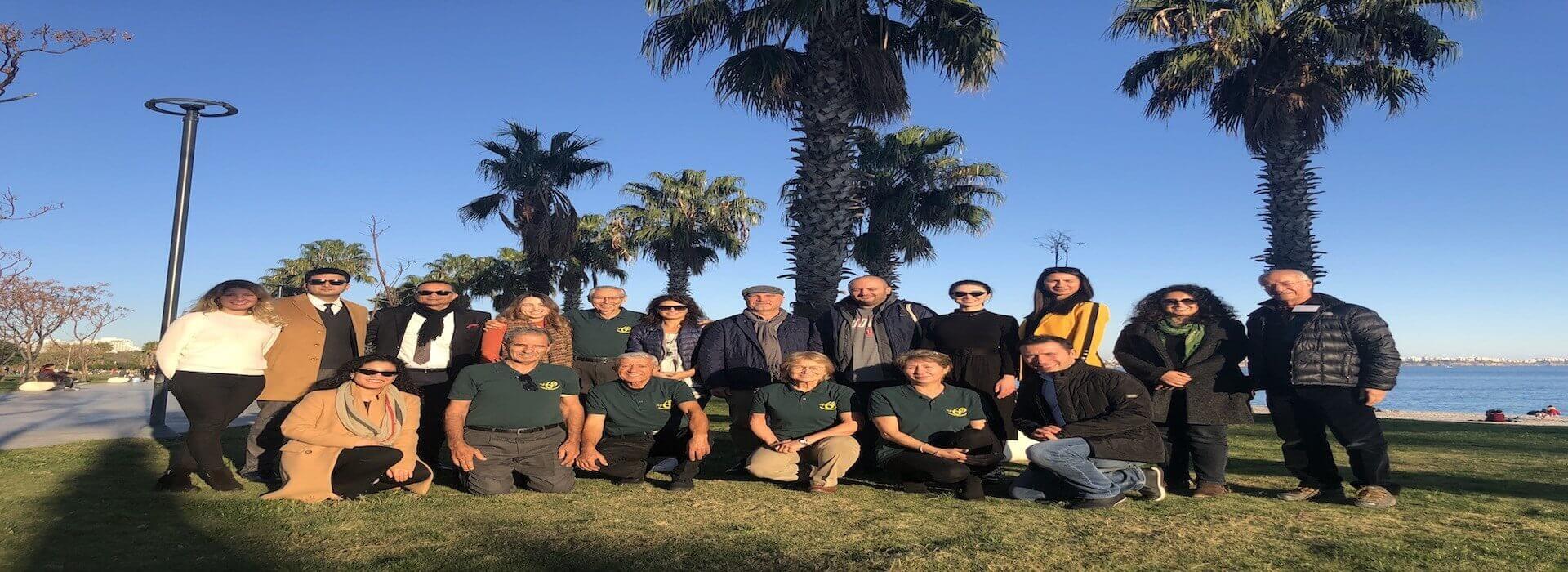 Fulbright Mezunları Derneği Antalya