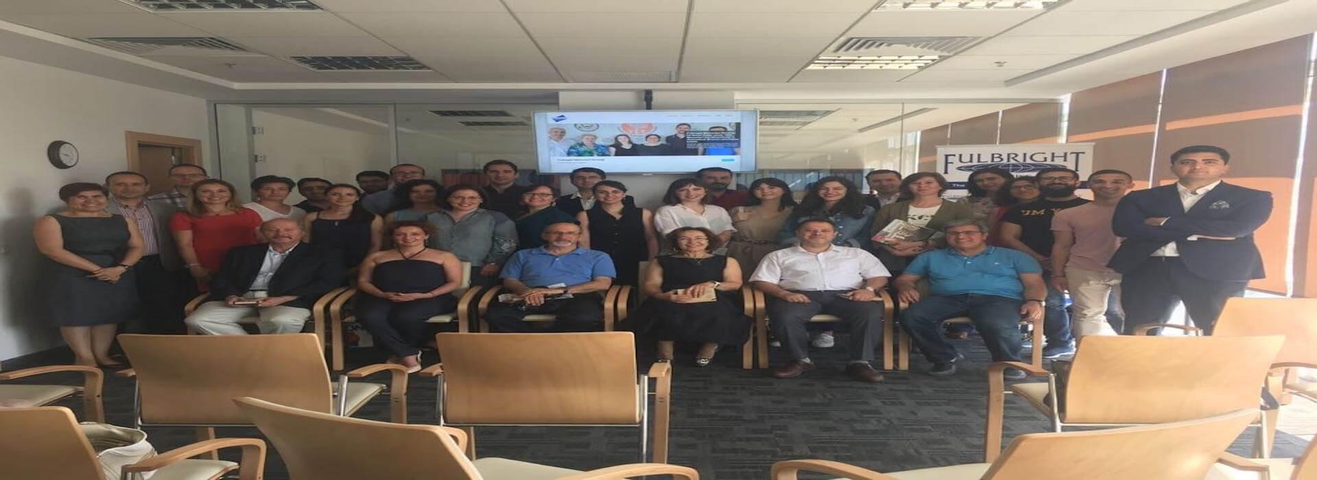 Fulbright Mezunları Derneği Yönetimi Ankara