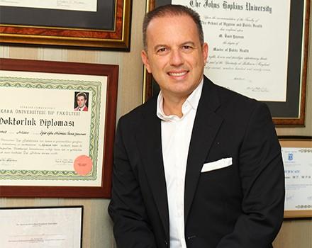 Psikiyatr Dr. Ümit Yazman ile online seminer
